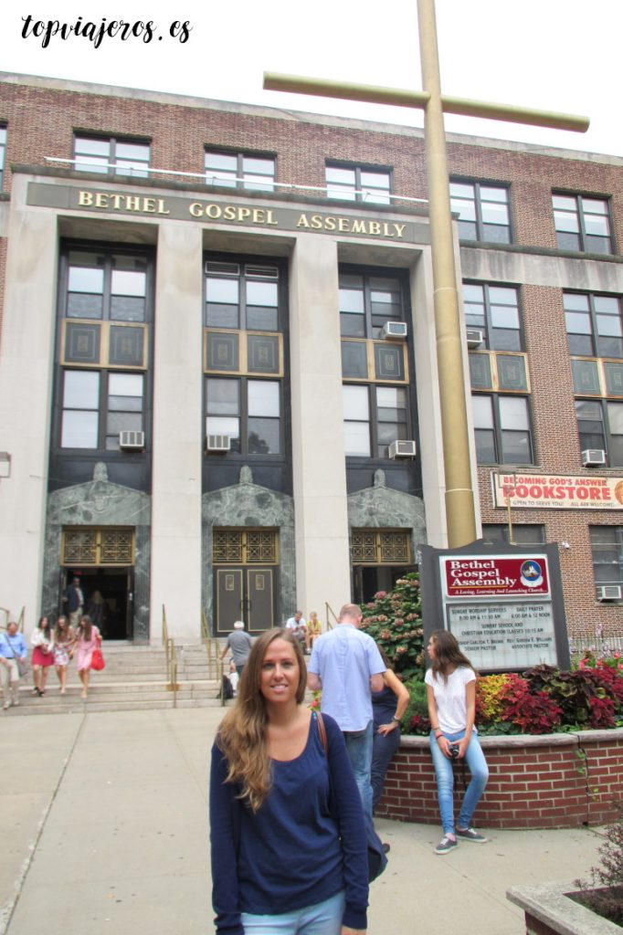 Misa Gospel Nueva York