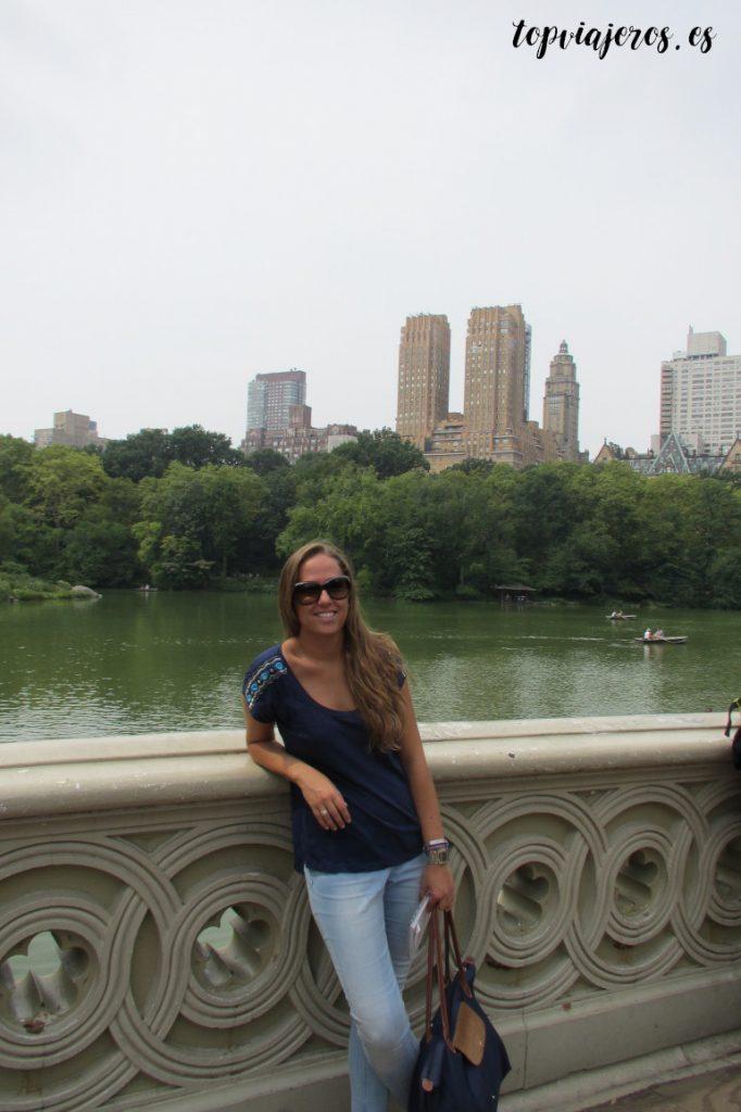 bow Bridge Nueva York